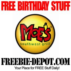 Moe's Southwest Grill offers a variety of Gluten Free Menu options. I have not personally eaten there to know how they taste however I wanted to share the choices with you. I think burrito bowls Free Birthday Food, Birthday Freebies, Birthday Stuff, Birthday Meals, Birthday Rewards, Birthday Fun, Dip Recipes, Grilling Recipes, Mexican Food Recipes