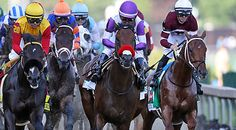 Nyquist (8-0) wins Derby