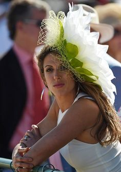 Wild Hats at the Kentucky Derby - Photos - SI.com