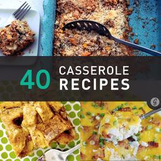 40 Weird Casserole Recipes that are Actually Awesome