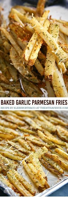 Parmesan Baked Steak Fries Baked Garlic Parmesan Steak Fries - Easy and delicious side dish to all your summer BBQ dishes.Baked Garlic Parmesan Steak Fries - Easy and delicious side dish to all your summer BBQ dishes. I Love Food, Good Food, Yummy Food, Awesome Food, Side Recipes, Vegetable Recipes, Lunch Recipes, Summer Recipes, Good Recipes For Dinner