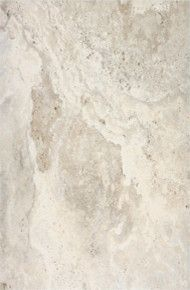 Silver | Eco-Tuscany | Eleganza | 16x24 Travertine-Look Porcelain Tile - traditional - floor tiles - detroit - by World Class Tiles