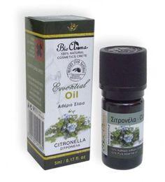 Citronella etherische olie , voor aromatherapie bij u thuis 5ml.