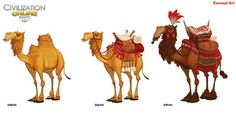 Image result for camel concept art