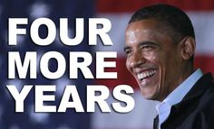 Four more Years - on FoxNews.com lovely.