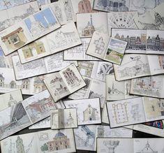 """Hier, mes dessins ont passé le cap du million de vues sur le site de Flickr. Deux années qui m'ont permis, non seulement de partager mes dessins, mais aussi de me faire un tas d'amis """"virtuels"""", mais aussi """"en vrai""""... comme René, Alain, Rick, Gabi, Florian, Pete, Liz, Tia, Lapin, Matthew, Kumi, Don, Jason, Veronica, Isabel, Geof...  et tant d'autres."""