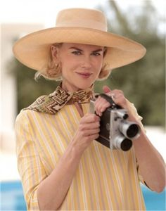 Lo stile di Nicole Kidman e Grace Kelly
