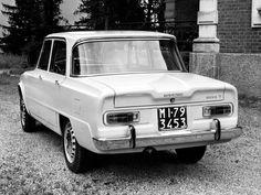 BLACK & WHITE, Alfa Romeo Giulia T.I., 1962–67