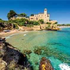 La Costa Daurada - prov. Tarragona, Catalonia.
