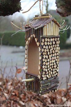 Welcome to OpenResty! Easy Diy Crafts, Diy Crafts For Kids, Projects For Kids, Winter Diy, Winter Garden, Bird Houses Diy, Diy Bird Feeder, Ideias Diy, Holidays With Kids