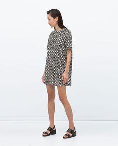 PRINTED DRESS-Woman-NEW THIS WEEK | ZARA United States
