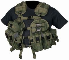 Special Operations Load Bearing Vest
