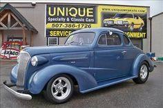 1937 Chevrolet Coupe Street Rod,