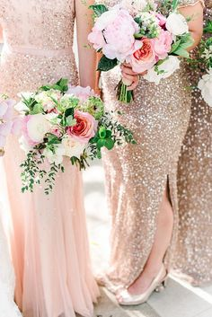 Elegant Persian Wedding in Santa Barbara Glamorous Wedding, Luxury Wedding, Dream Wedding, Blush Sequin Bridesmaid Dress, Wedding Angels, Bridal Boxes, Persian Wedding, Wedding Dresses, Sparkly Dresses