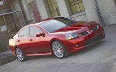 2006 Mitsubishi Galant Ralliart concept