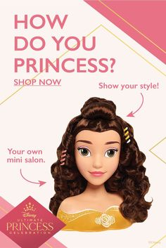 New additions for your little ones, inspired by the courage and kindness Disney Princesses are known for. Disney Princess Cupcakes, Disney Princess Belle, Disney Princesses, Basic Spanish Verbs, Let Them Be Little, Let It Be, Disney Toddler Dolls, Romantic Proposal, Walt Disney Company