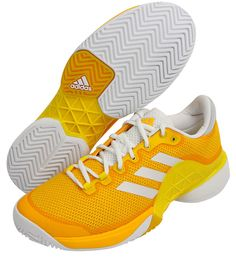 adidas Men s Tennis Shoes Barricade Footwear for All Court Yellow BY1623 NWT dbf61b5f7