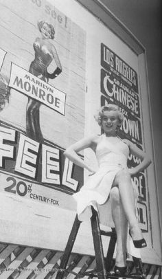 "Marilyn Monroe ""As Young As You Feel"" promo"