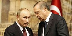 """Top News: """"RUSSIA POLITICS: Chilling Warning: Putin Vows After Envoy Andrei Karlov's Murder, He'll Step Up Fight Against Terrorism"""" - http://politicoscope.com/wp-content/uploads/2016/07/Recep-Tayyip-Erdogan-and-Vladimir-Putin-Russia-Turkey-World-Politics-Headlines-Top-News.jpg - President Vladimir Putin said: """"There can only be one response - stepping up the fight against terrorism. The bandits will feel this happening.""""  on Politics: World Political News Articles, Political"""