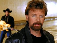 "Ronnie Dunn of ""Brooks and Dunn"" a country music singer.  Resident of Tulsa, Oklahoma."