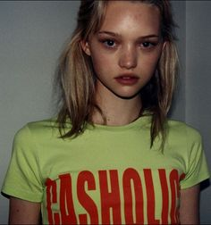 If I could look like anyone I would want to look like Gemma Ward. Her face is facinating Gemma Ward, Pretty People, Beautiful People, Alana Champion, Heroin Chic, Foto Instagram, Tumblr, Thing 1, Interesting Faces