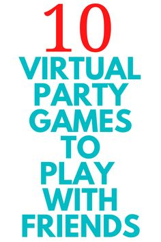 Adult Party Games For Large Groups, Funny Games For Groups, Large Group Games, Games For Fun, Games To Play, Group Chat Games, Facebook Group Games, Virtual Family Games, Virtual Families