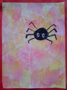 jufeline De spin die het te druk had Fall Crafts For Kids, Art For Kids, Finger Tats, Footprint Crafts, Eric Carle, Crafty Kids, Art Lesson Plans, Halloween Crafts, Art Lessons