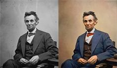colorized civil war photos | colorized | Dead Confederates, A Civil War Era Blog