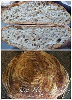 Tartine's Country Bread #sourdough#naturalyeast#countrybread#sixseed