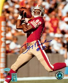 Jerry Rice...This is what the best looks like