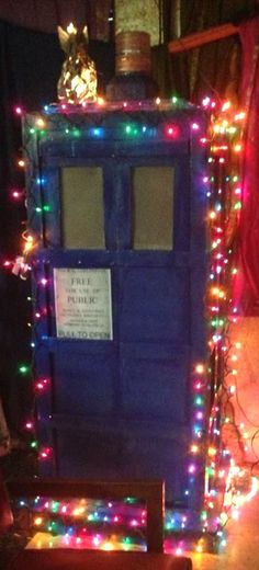 "Doctor Who ""Christmas Tree"""