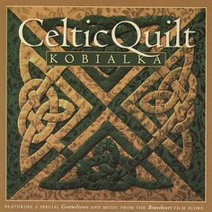 Celtic Quilt cover art