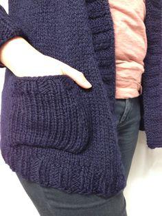 Chouette Juliette: Chouette...je tricote