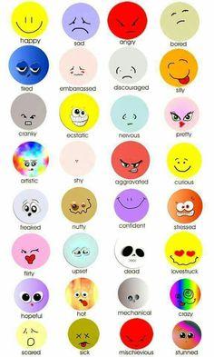 #feelingsfaces