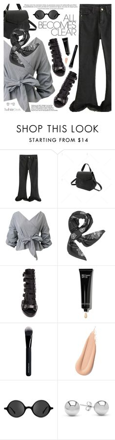 """""""Street Style"""" by pokadoll ❤ liked on Polyvore featuring Kenzo, Ann Demeulemeester, Bobbi Brown Cosmetics, Givenchy, Muse, Jewelonfire, polyvoreeditorial and polyvoreset"""