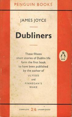 Dublineses es una de las más famosas obras de James Joyce.