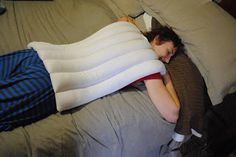 DIY back heating pad from t-shirts and rice...  All That Wander Are Not Lost: Up-cycling Hubby's Old T-shirt