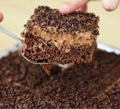 Cakes And More, Chocolate Cake, Tiramisu, Tasty, Ethnic Recipes, Sweet, Desserts, Food, Recipes