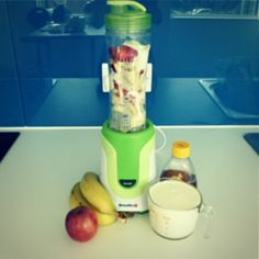 Breville Blend-Active Kids Banana and Apple Smoothie