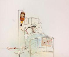 Hunter S. by Ralph Steadman