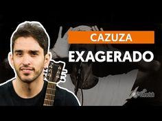 Exagerado - Cazuza (aula de violão simplificada) - YouTube