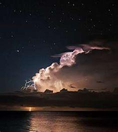 Calm before the storm...Captiva Island