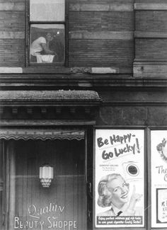 Roy DeCarava, Be Happy, New York, 1951
