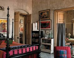 south indian color interior design - Google Search