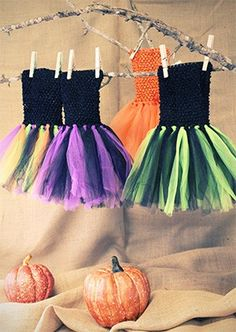 Halloween Tutu Dress (More Colors!)  For Eden and Elara to match for the first time!!!