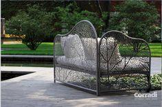 Linea Foglia Corradi - divanetto #arredo #giardino