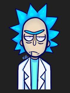 Rick and Morty • Rick Sanchez
