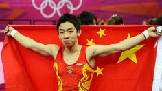 Zou Kai, Chinese gymnast who has been doing great in apparatus finals!