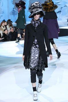 Fall 2012 Ready-to-Wear  Marc Jacobs - Runway