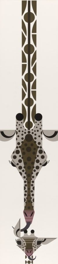 Love from Above - Charley Harper